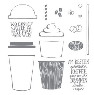 Stempelset Kaffee, olé! 144425