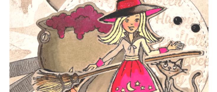 #cauldronbubble #cauldronbubble #artisantextures #hokuspokus #happyhalloween #halloween #diy #stampinupdeutschland #stempelhase **** WERBUNG **** Feiert ihr auch Halloween und sucht eine kleine Einladung oder einen selbstgemachten Gruß dafür? Die kleine Hexe eignet sich nicht nur für Happy Halloween sondern auch für einen zauberhaften Geburtstag. Hier habe ich für Euch eine gespenstig schöne Karte zum Selbermachen mit dem Stempelsets Cauldron Bubble #Artisan Textures und #Hokuspokus . Die kleine hübsche Katze ist sogar auf einer Weihnachtskarte gelandet. #stampinup #card #cat #stempel #diyideen #witch #katzenliebe #Gespenst